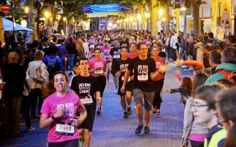 L'edició de l'any passat, amb uns 3.000 participants