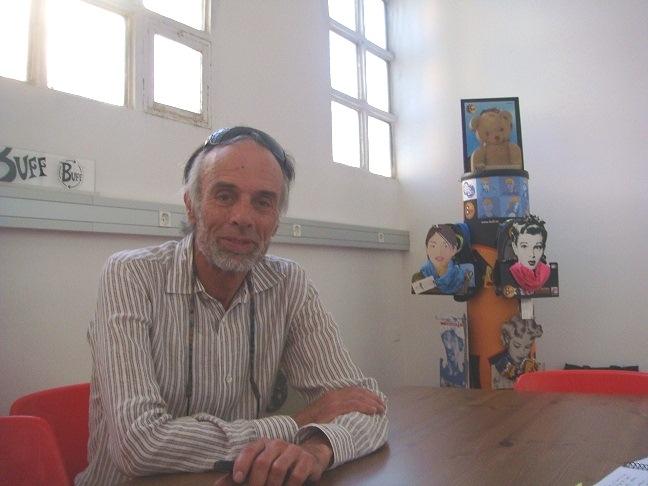 Joan Rojas és el creador de Buff