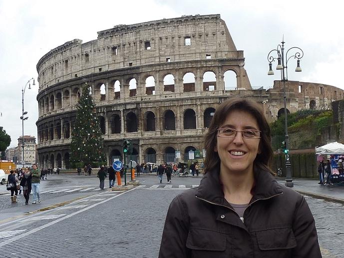 L'arqueòloga Jordina Sales
