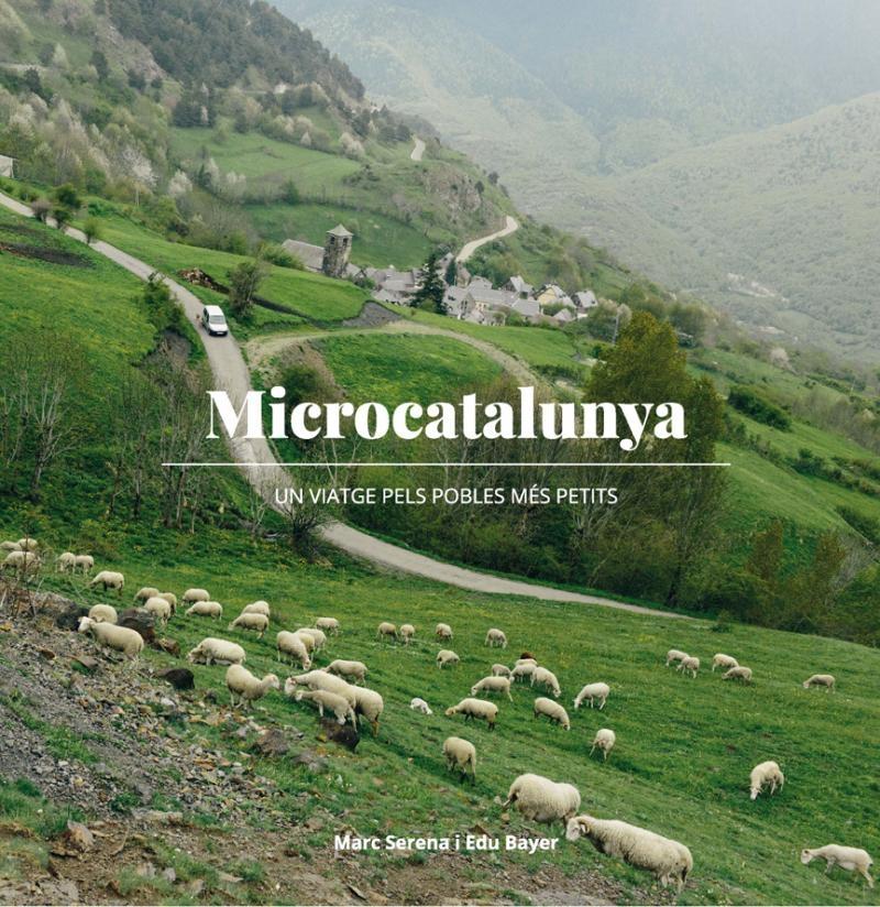 Imatge de la portada del recull de alguns dels 332 micropobles catalans.
