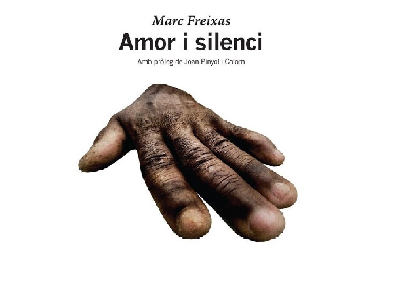 Portada d'Amor i silenci