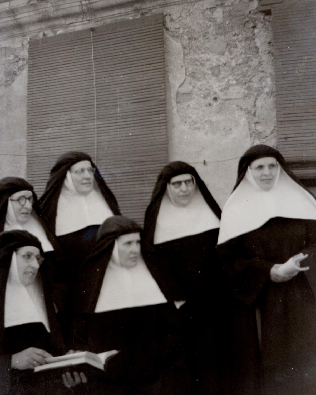 Membres de la comunitat, els anys 30 FOTO: Arxiu Comarcal