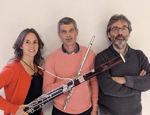 Fusté, Riba i Martí, els músics que actuen diumenge