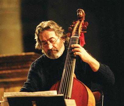 El músic Igualadí, Jordi Savall, guardonat amb el Premi nacional.