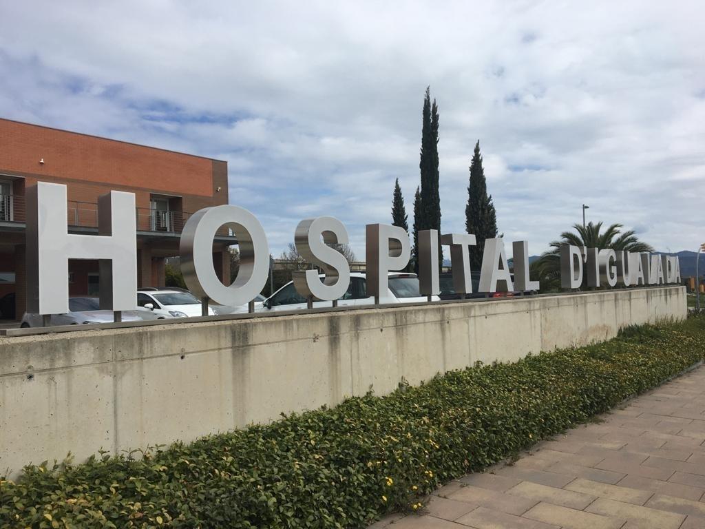 L'Hospital d'Igualada, un dels escenaris de la lluita més aferrissada contra la COVID19