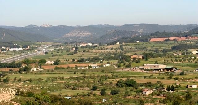 Una imatge de Can Morera, objecte del concurs