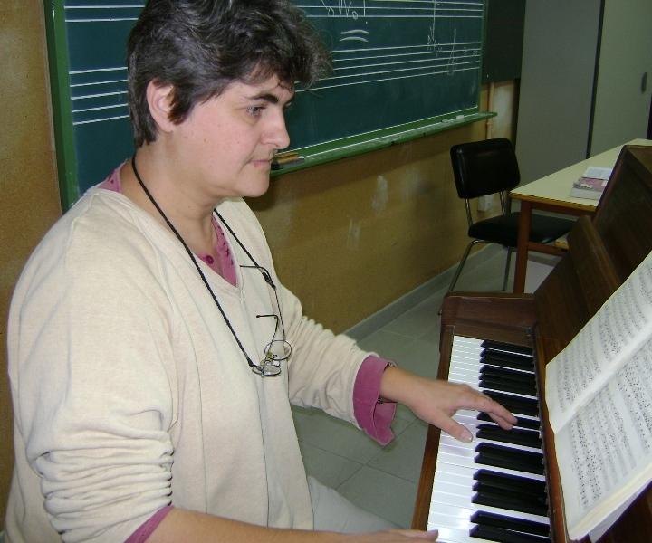 La compositora, Concepció Ramió