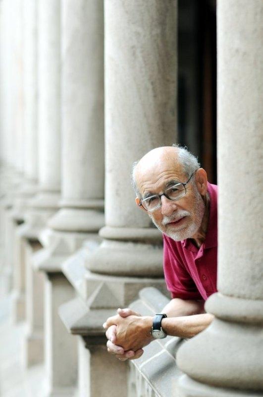 Joan Solà, el setembre del 2009