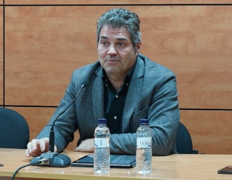 Joan Domènech, president de la patronal