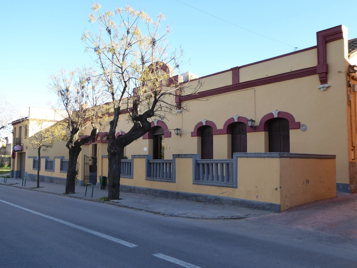 L'Ateneu de Montbui, al centre del Nucli Antic