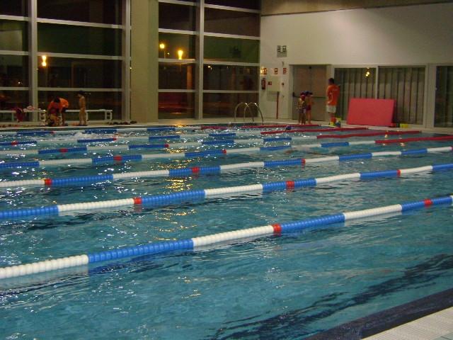 La piscina de l'Infinit
