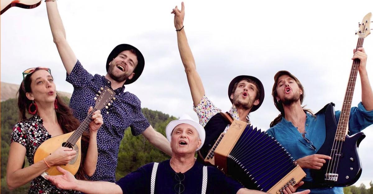 Grup de l'Ai l'Às, grup que participarà en l'edició de l'Anoia Folk