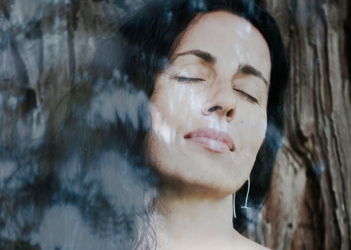 La cantant Mirna Vilasís