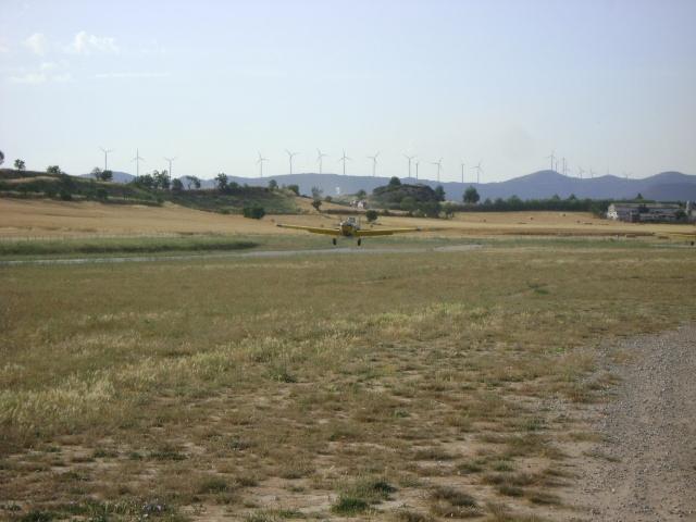 L'aeròdrom acollirà el futur aeroport corporatiu