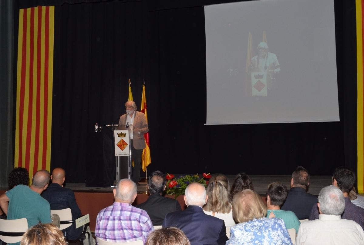 La cerimònia de presentació del 2017