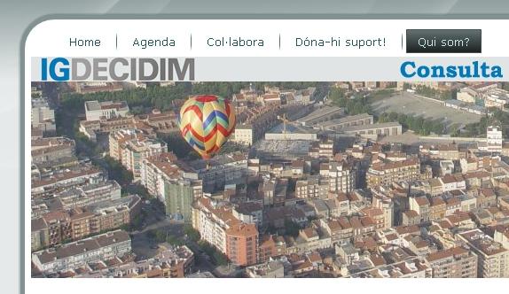 El portal d'IGDecidim