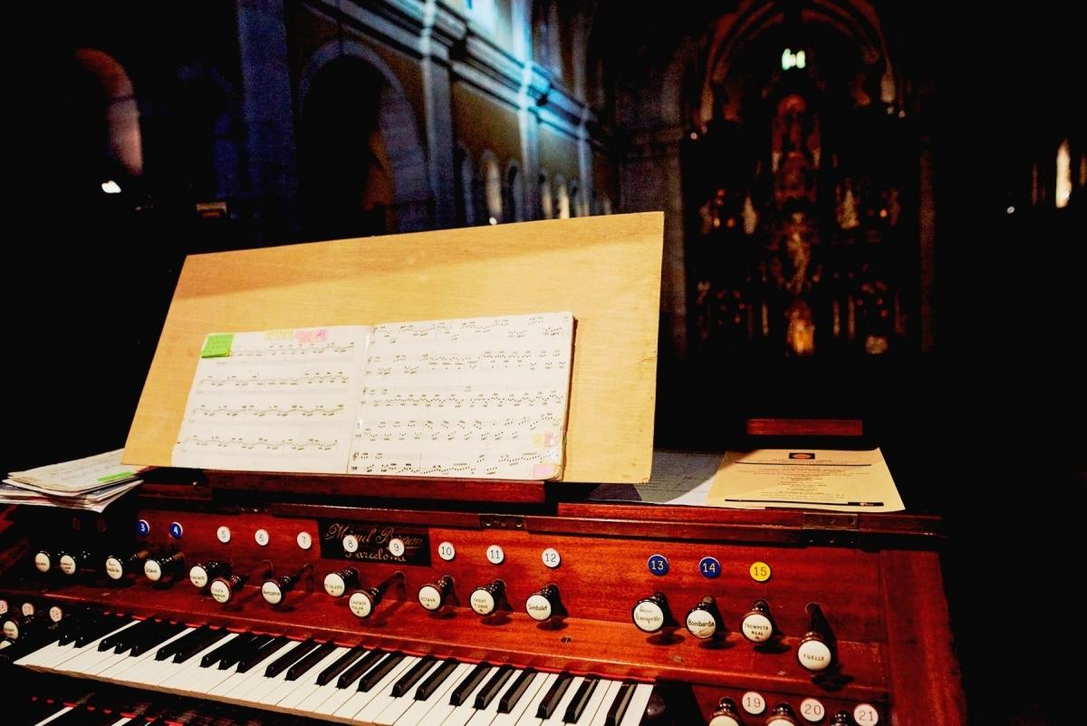 Un orgue i cinc intèrprets per les properes setmanes