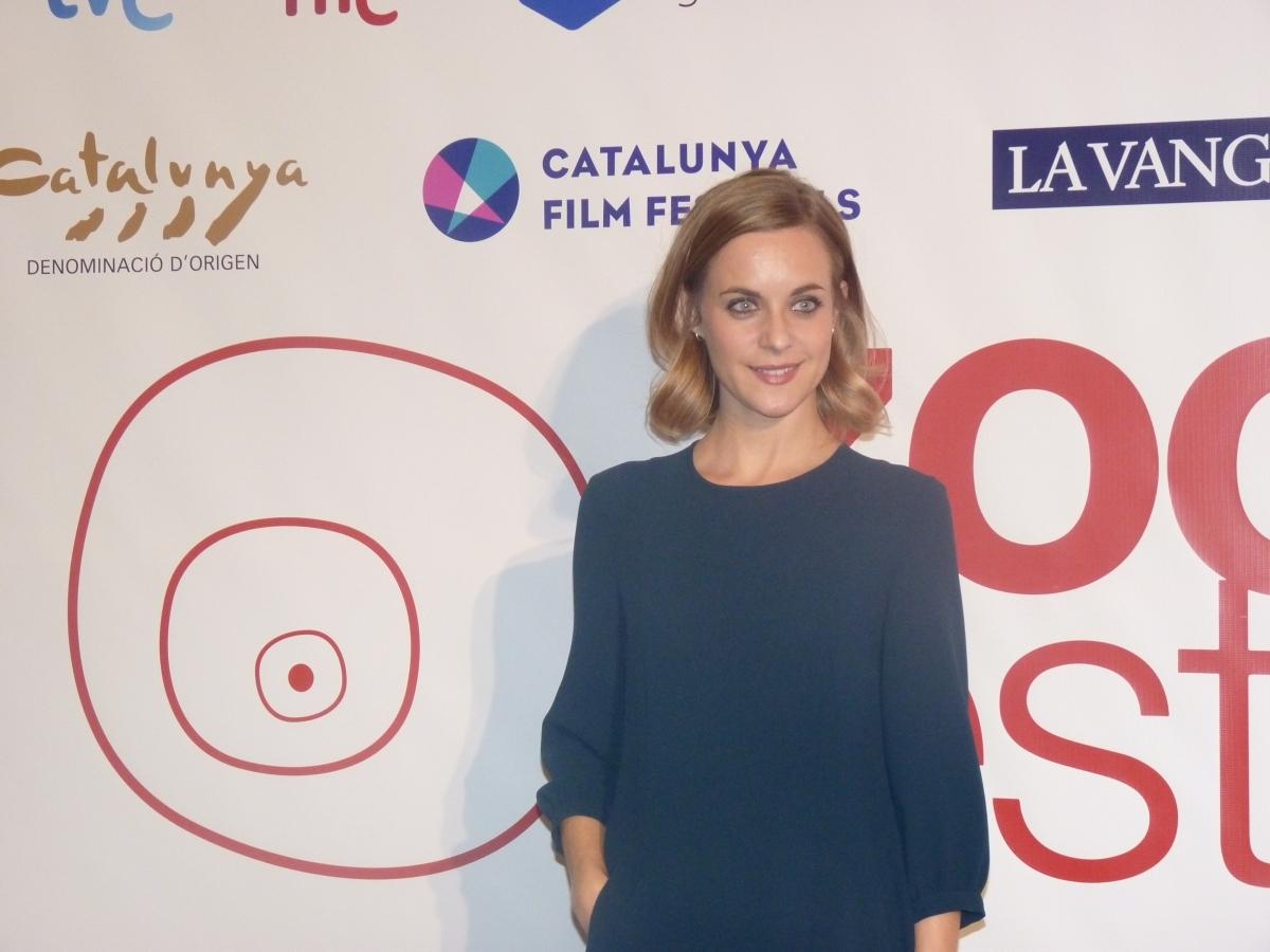 Alba Ribas es va endur el premi Sita Murt