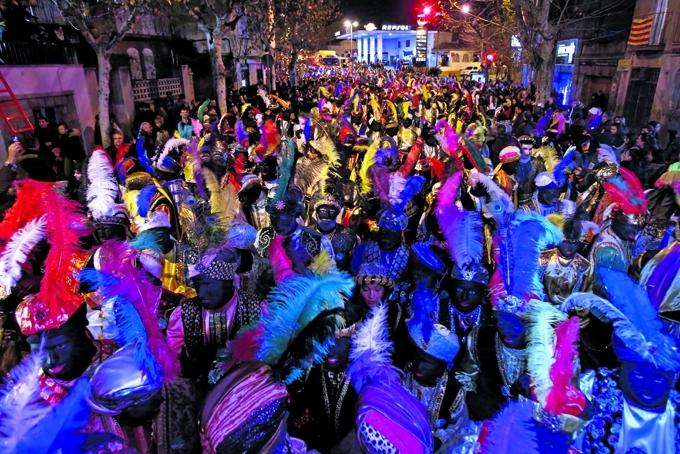 Centenars de patges tornaran als carrers FOTO: Marc Vila