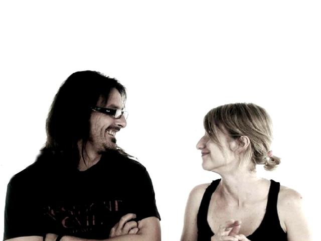Albert Burzón i Ester Comenge