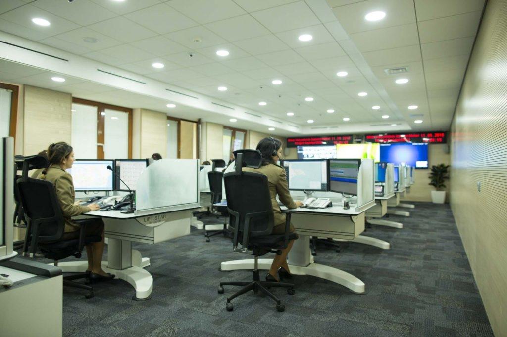 L'empresa fabrica equips de processament de dades