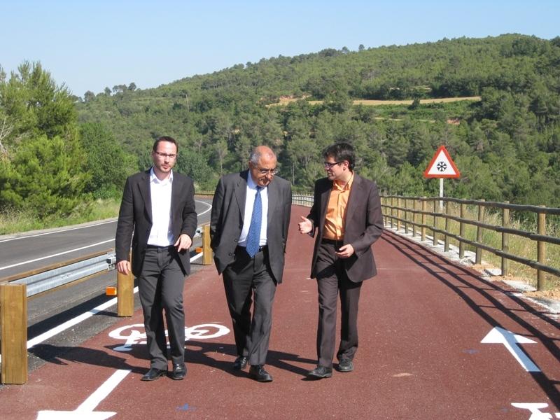 Jordi Servitje, Joaquim Nadal i Josep Maria Palau