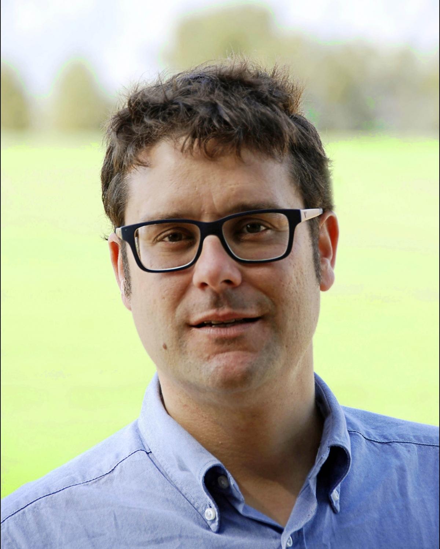 Daniel Gutiérrez, portaveu local del PSC