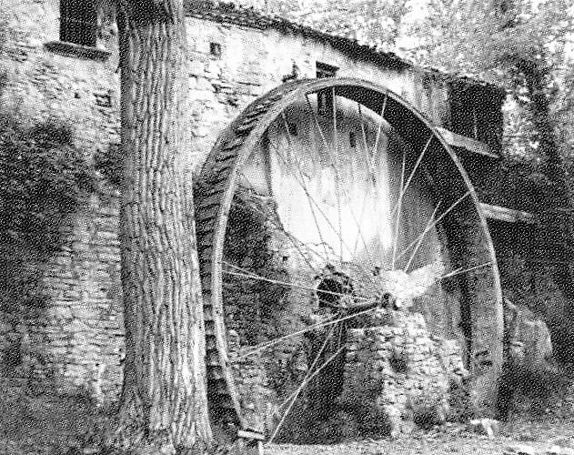 El molí de la roda el 1953