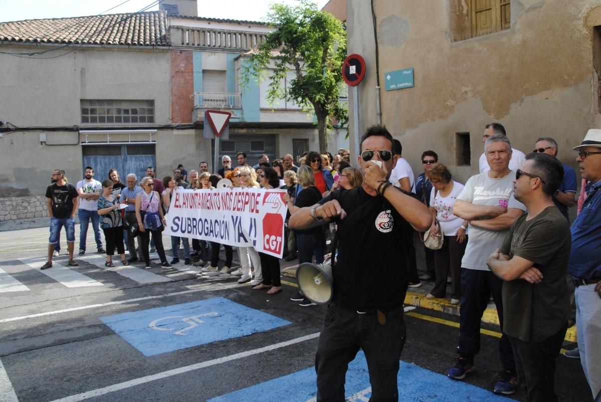 La manifestació del dia 9 ha encès les crítiques del govern