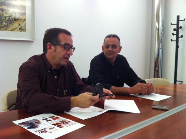 Pep Solé i Josep Vivancos