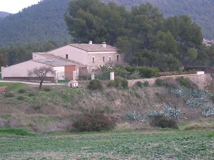 Masia de Cal Puiggrós