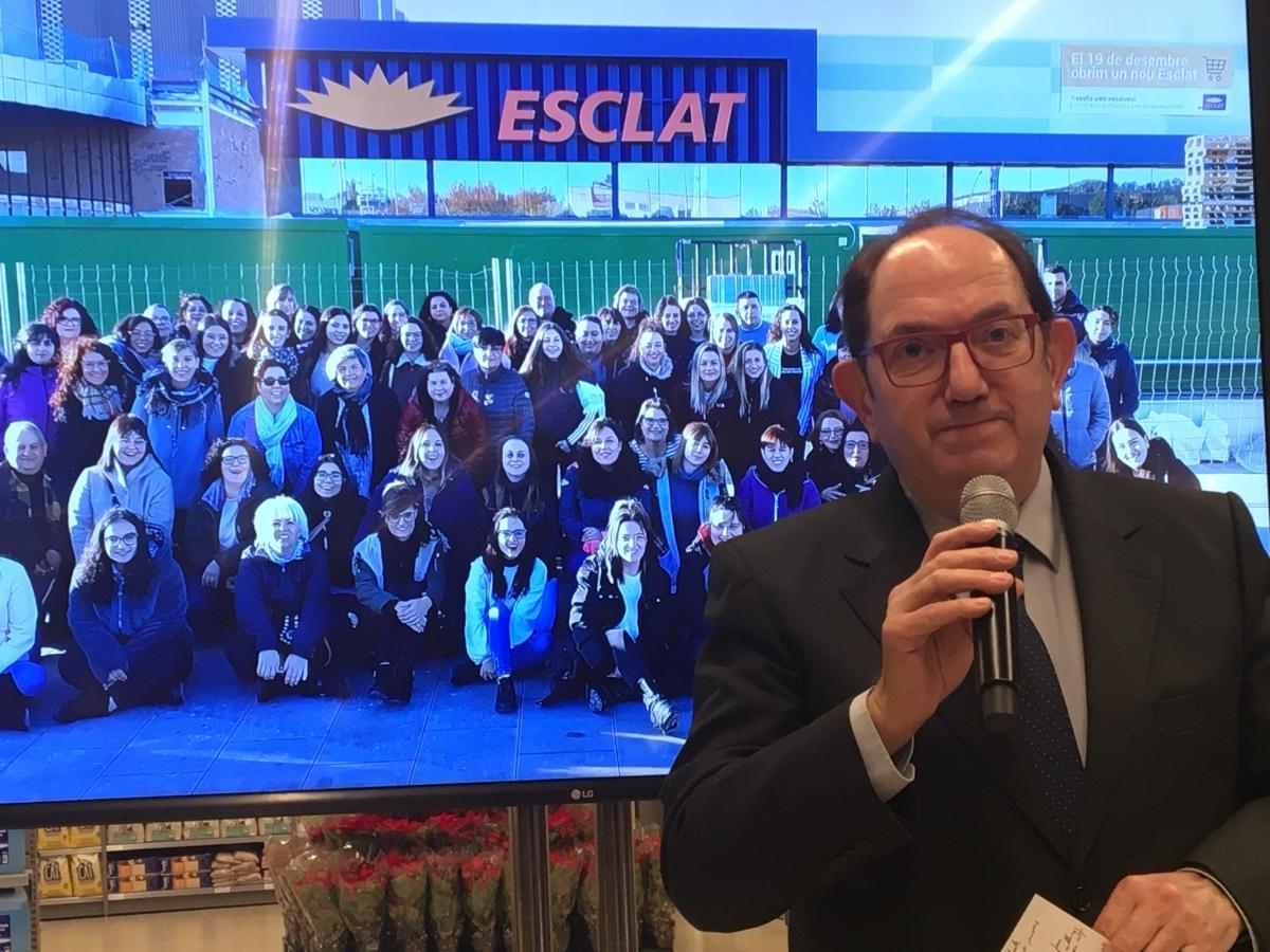Joan Font, propietari del grup Bon Preu
