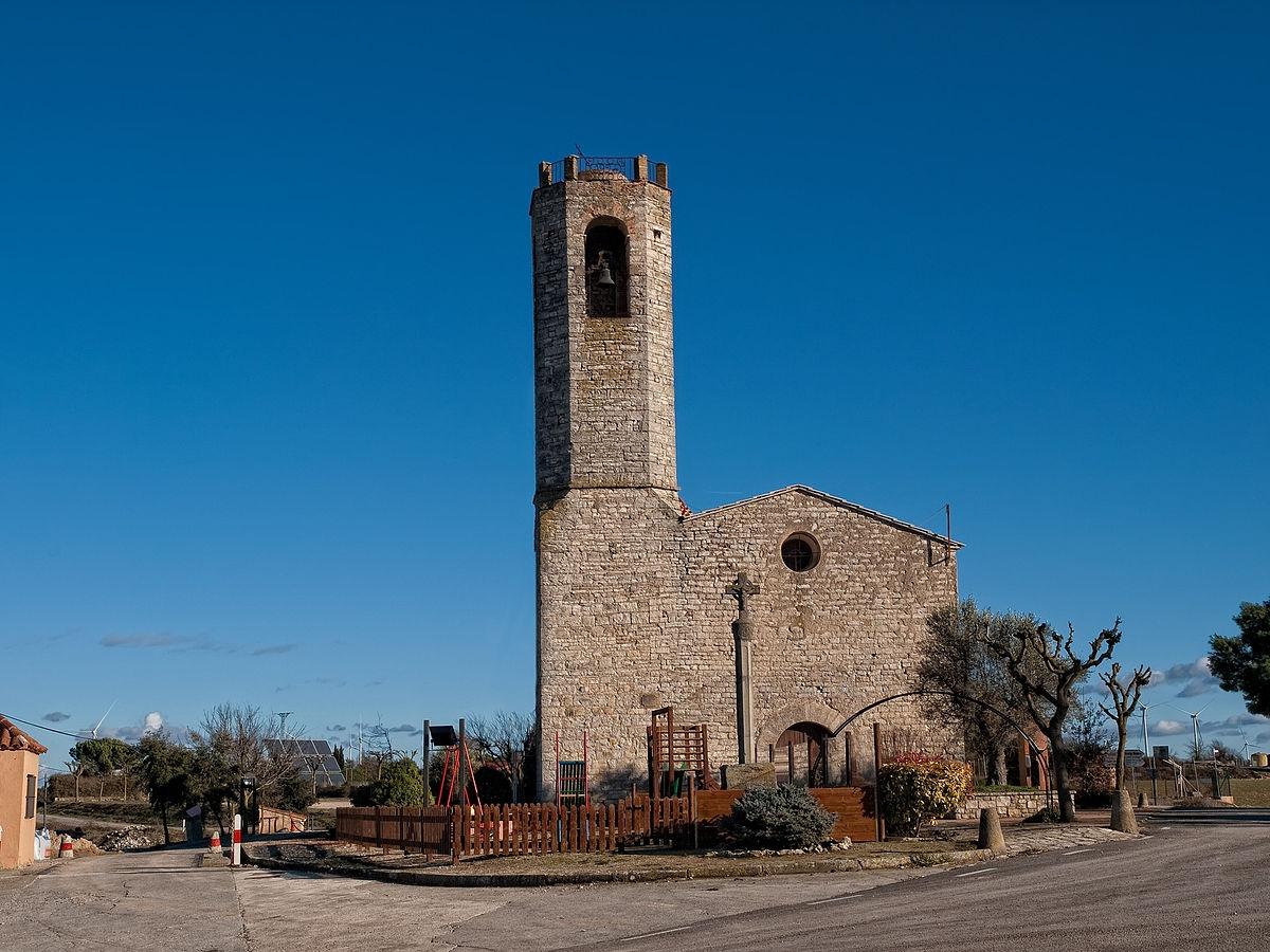 La Parròquia de Sant Andreu de Pujalt, una de les immatriculacions