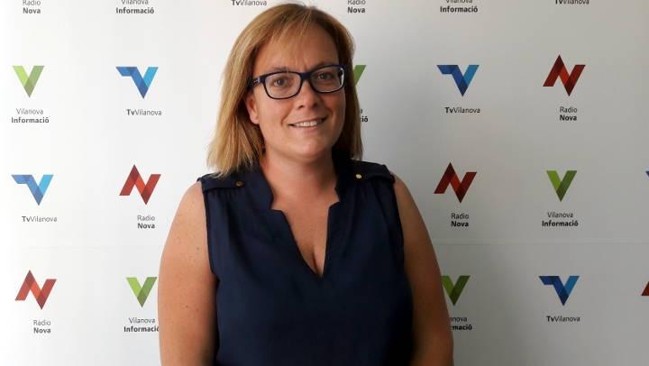 La regidora Imma González, de Cultura