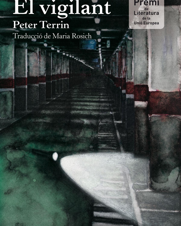 Portada del llibre, publicat per Raig verd