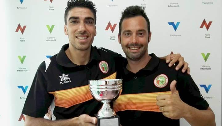 Caldito, esquerra, i González