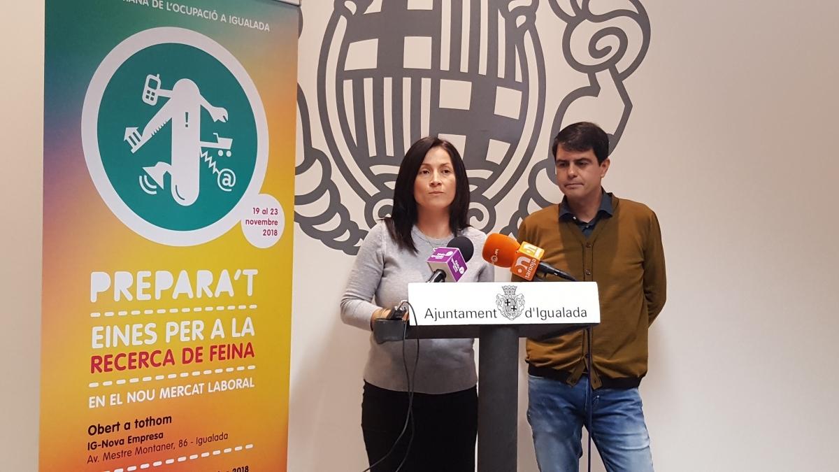 Arias i Castells van presentar l'edició d'enguany
