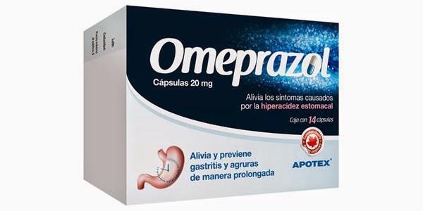 L'Omeoprazol, un dels medicaments que s'ha de mesurar
