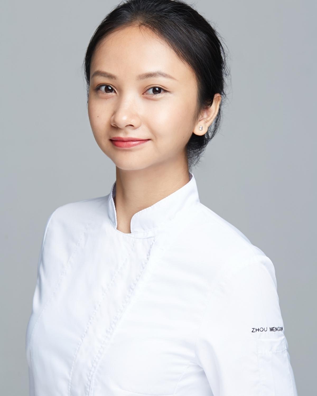 La co-xef del Somiatruites, Zhou Mengxin