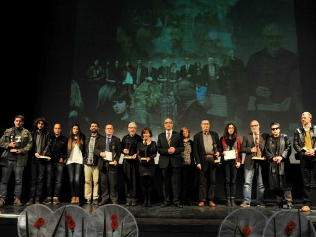Premis Ciutat d'Igualada 2013