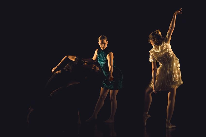 Exhibició de professorat al Mostra'm Dansa (Foto: Manuel Hidalgo)
