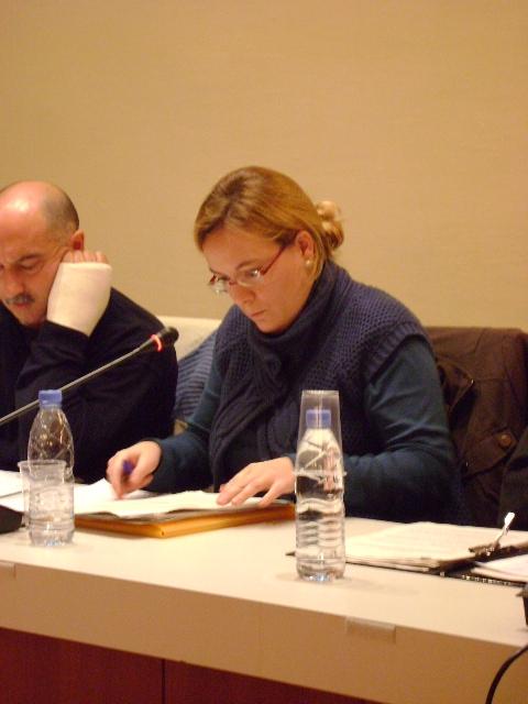 La regidora Imma Gonzàlez s'ha donat de baixa de Ciutadans