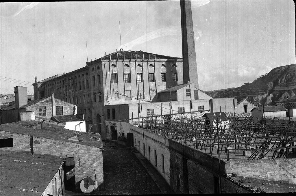 La Cotonera - foto: Arxiu Comarcal de l'Anoia, fons Ramon Godó