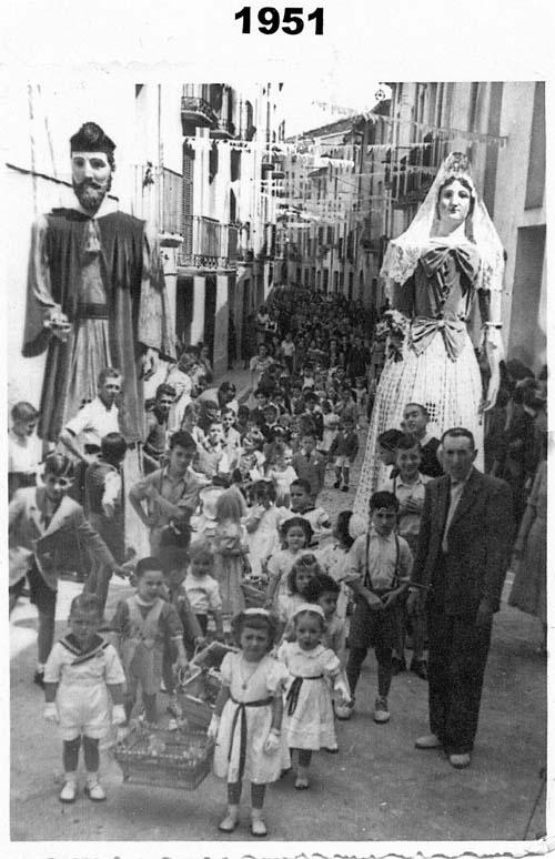 L'organització demana fotografies de les festes del segle passat