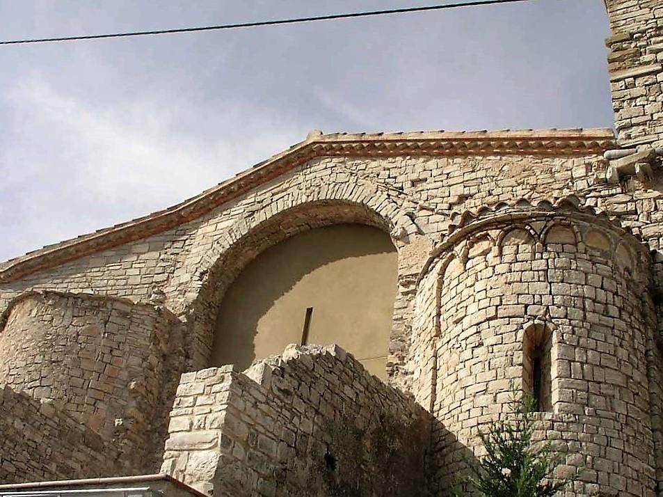 Església de Santa Maria de Rubinat