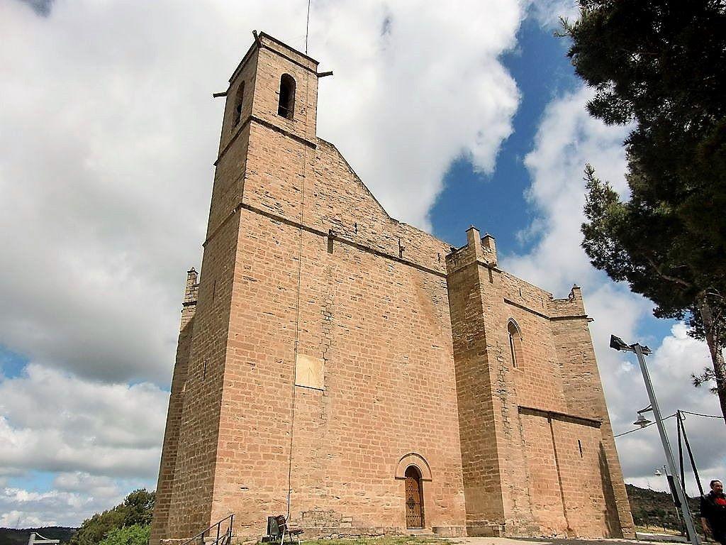 Santa Maria de Rubió (Foto: UECANOIA)