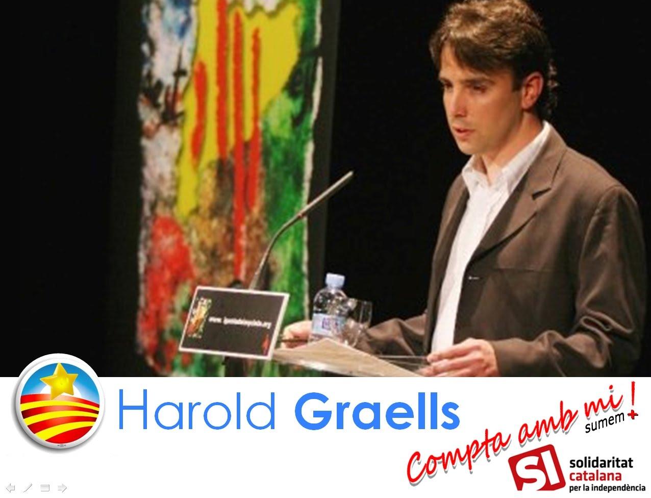 La candidatura de Harold Graells