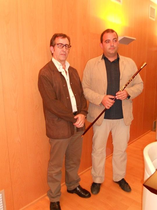 Carles Casanova (ERC) i Pep Solé (CiU) són els alcaldes d'Òdena