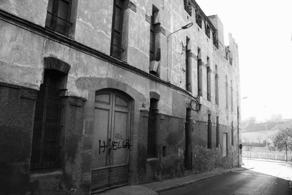 Alguns edificis emblemàtics del Rec podrien desaparèixer - foto: Annabel Salses