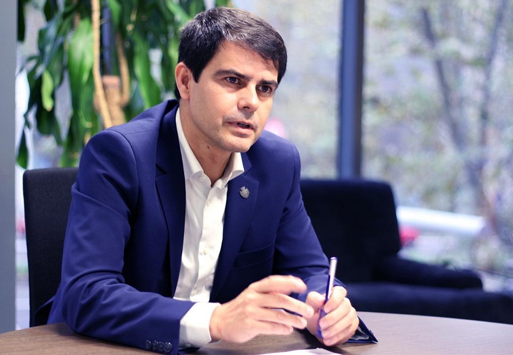 Castells, batlle d'Igualada i president de la Diputació